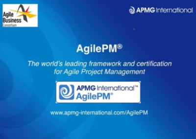 Video: AgilePM Overview