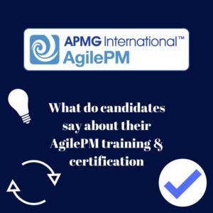 AgilePM training & certification