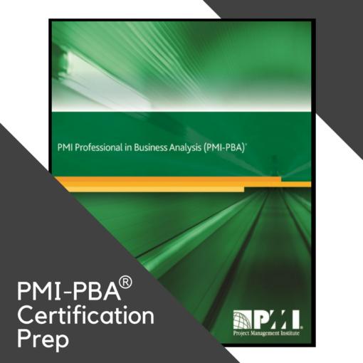 PMI-PBA® Certification Prep