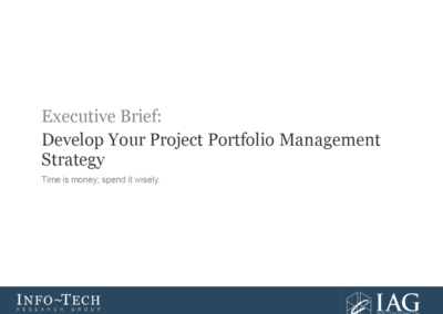 Slideshow: Develop Your Project Portfolio Management Strategy