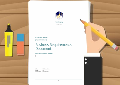 Template: Business Requirements Document **NEW**