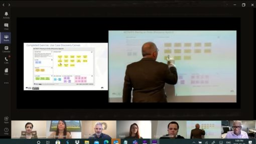 IAG Online Session with Use Case Discovery Canvas