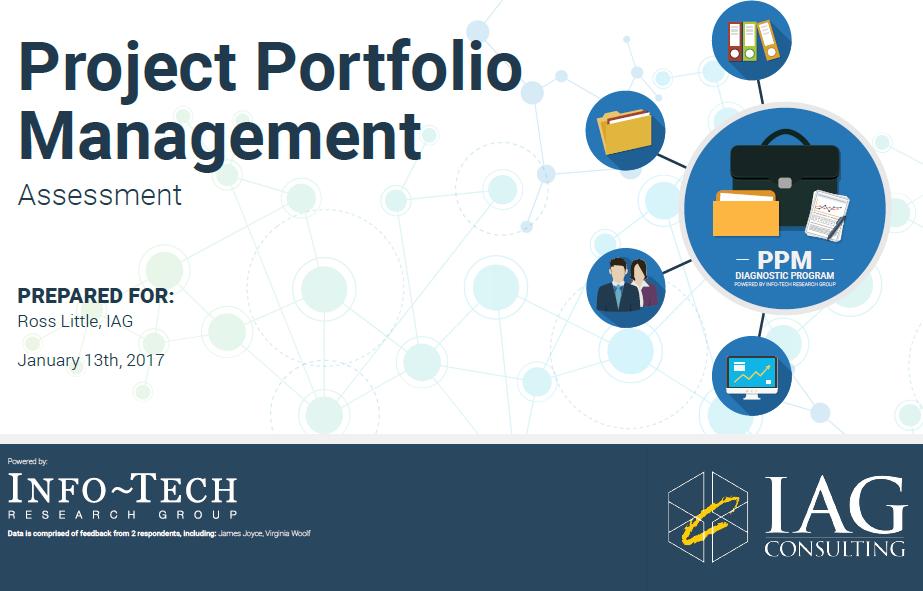 Sample: PPM Assessment Sample Report